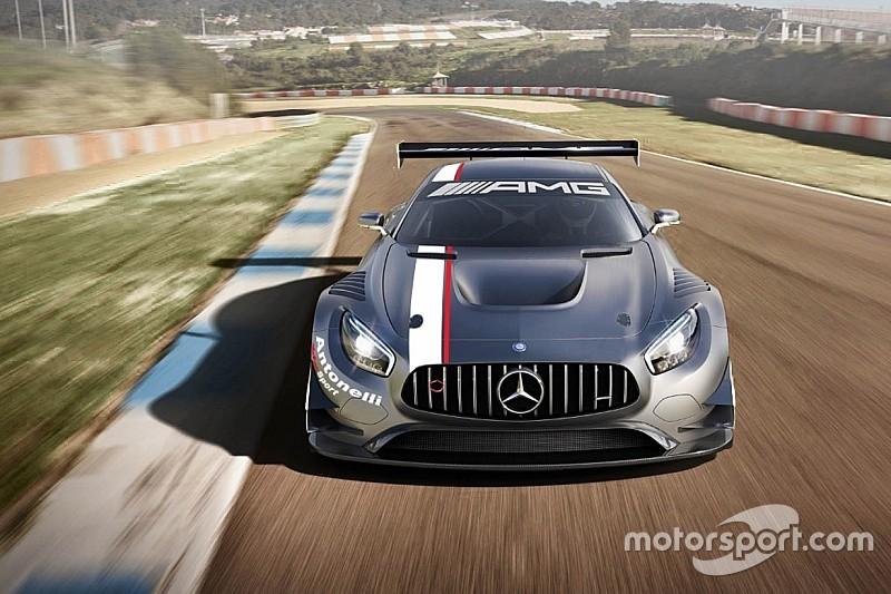 Colpo di scena: Antonelli Motorsport nel GT Italiano con due Mercedes AMG-GT3