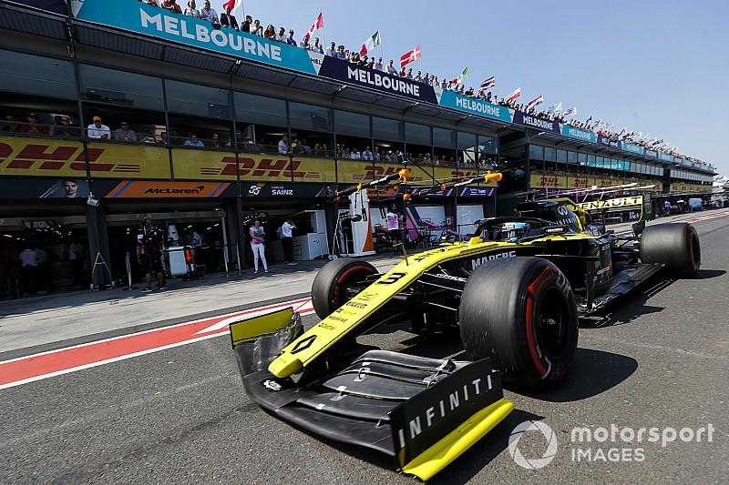 """Ricciardo verwachtte meer van zichzelf: """"Waren goed genoeg voor Q3"""""""