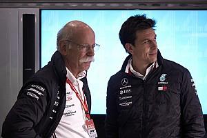 Ferrari ve Zetsche, Lauda için taziye mesajı yayınladı