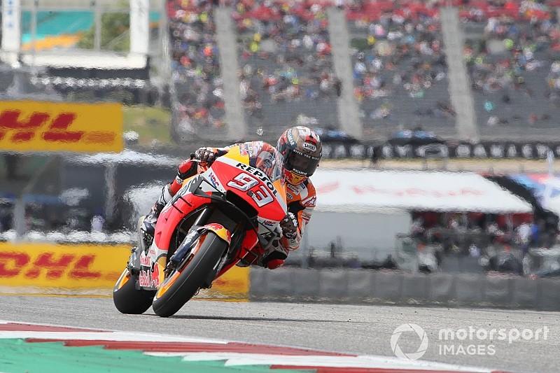 LIVE MotoGP: GP von Amerika, Rennen