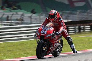 """Dovizioso: """"Márquez es un animal, fue el que menos rodó y el más rápido"""""""