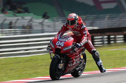 Ducati kan niet op lauweren rusten na positieve test in Sepang
