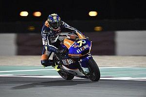 FP2 Moto2 Qatar: Baldassarri terdepan, Dimas ke-31