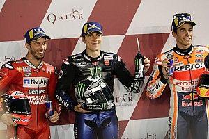 Потеряшки: стартовая решетка Гран при Катара