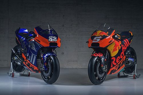 KTM, Tech 3 launch bikes for 2019 MotoGP season
