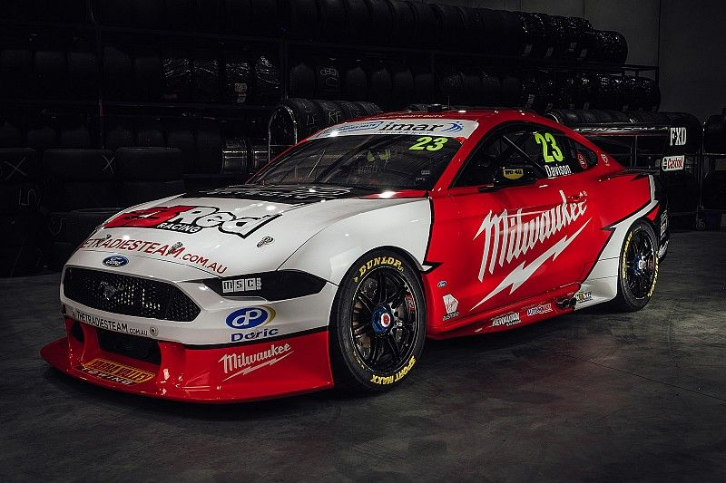 More Tickford Mustangs revealed ahead of Supercars test