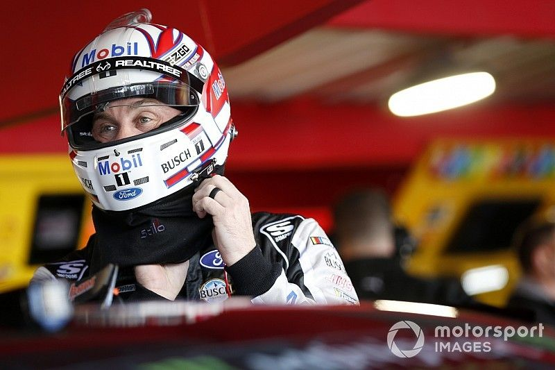 """Kevin Harvick: """"I'm not getting out of the race car"""""""
