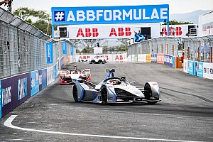 Formula E race unaffected for now by virus outbreak