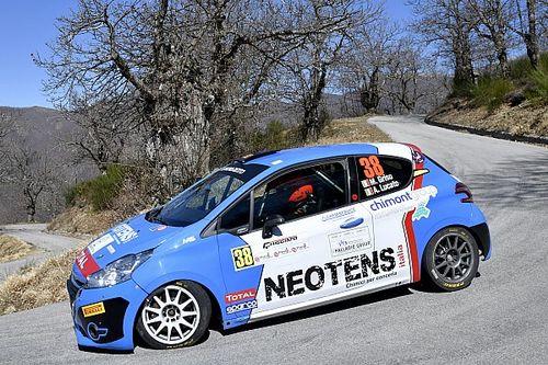 Sanremo, Peugeot 208 Competition TOP: a metà giornata comanda Griso