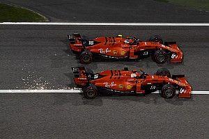 Ferrari explica el problema de Vettel con el coche de 2019