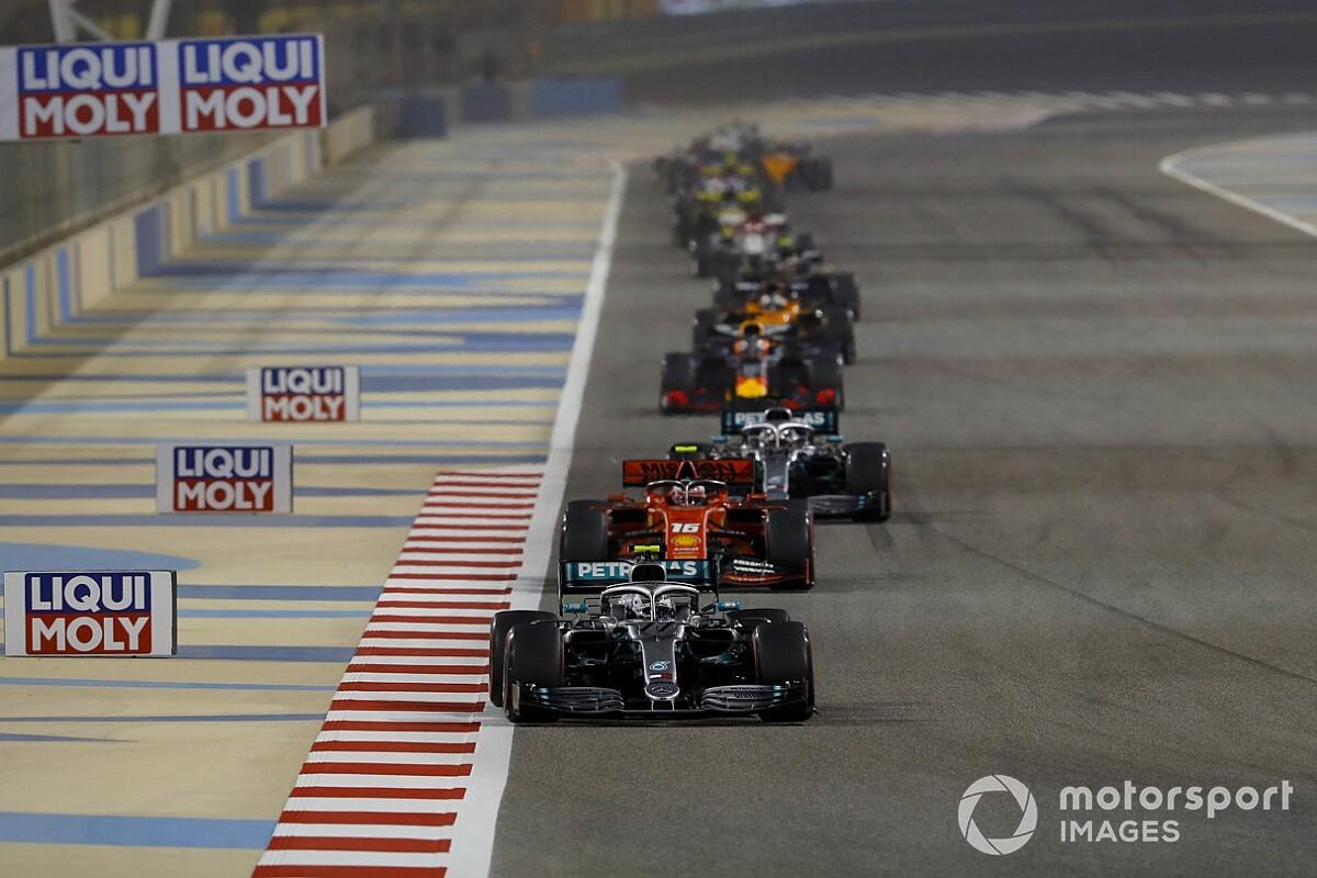 """国際レース初登場! """"オーバル""""レイアウト採用のサクヒールGPは、F1の新たな挑戦に"""