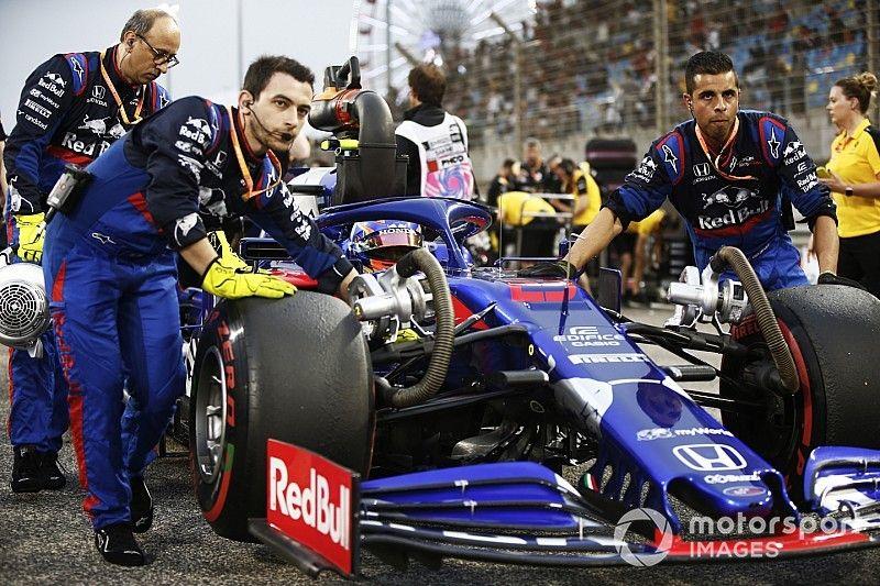 "Stroll ""fireball"" distracted Albon in Bahrain start"