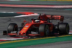 """Vettel salue une Ferrari """"très proche de la perfection"""""""