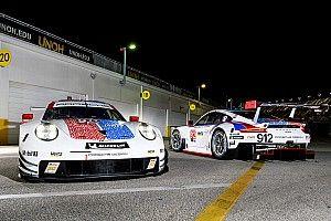 Porsche correrá en Daytona con una decoración retro con homenaje