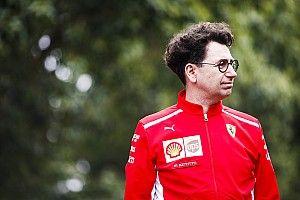 Binotto: Melbourne-ben nem mutatkozott meg a Ferrariban rejlő valódi potenciál