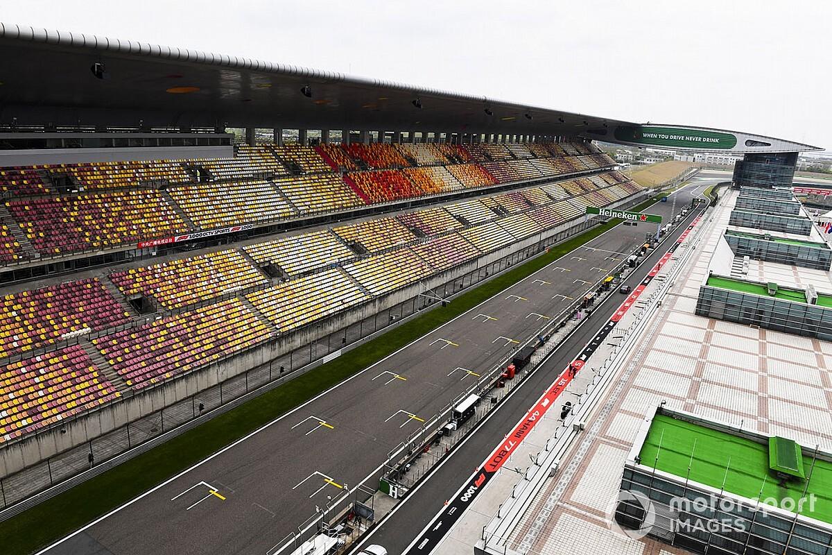 Coronavírus força cancelamento de rali na China, mas F1 e Fórmula E não são afetadas