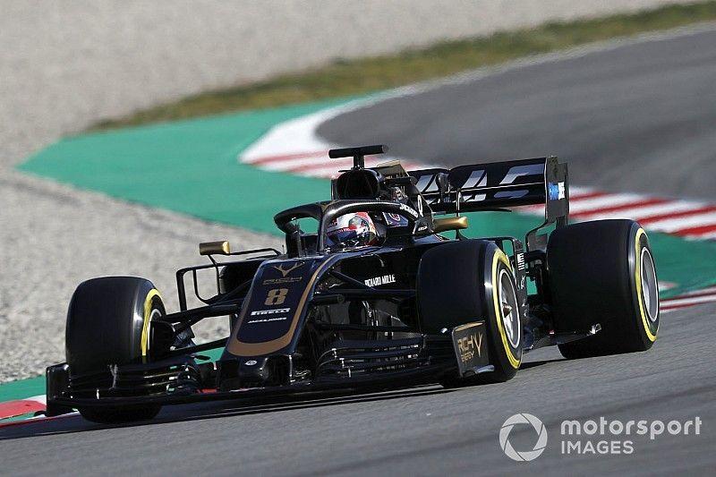 Grosjean cuestiona nuevas reglas de las mantas térmicas para los neumáticos