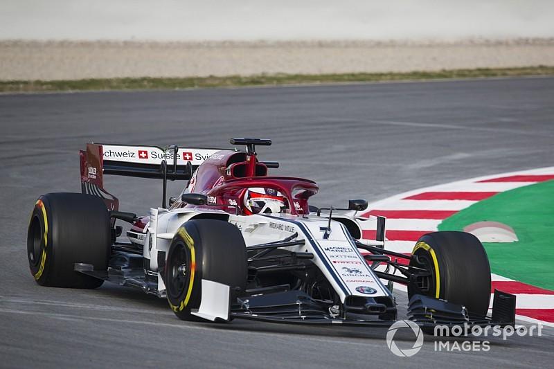 Räikkönen miatt irreálisak az elvárások az Alfa Romeótól: és mi van, ha Giovinazzi legyőzi a finnt?