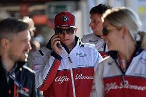 """Räikkönen """"Vissza a jövőbe"""""""