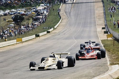 Az F1 Afrikába vágyik