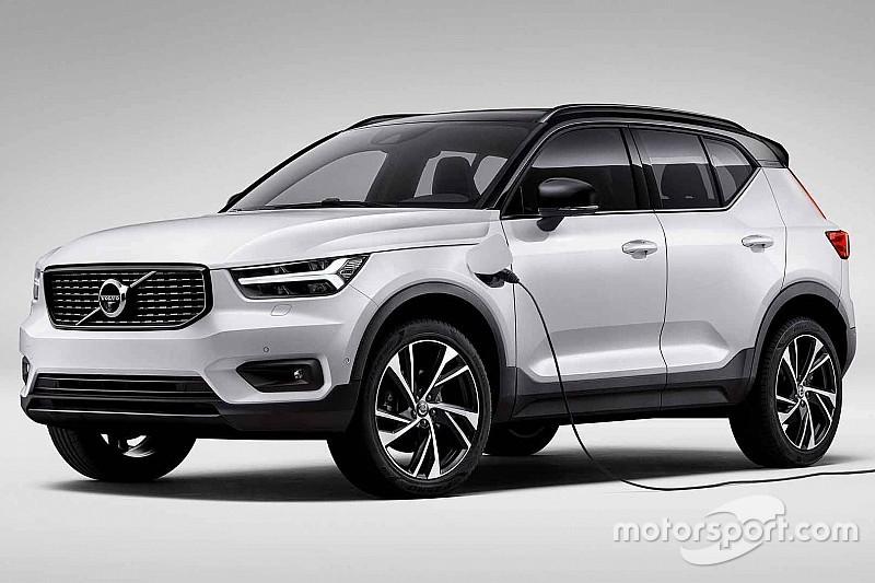 Volvo представила повністю електричну версію XC40