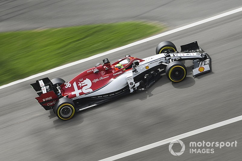 Les photos de la seconde journée d'essais F1 à Bahreïn
