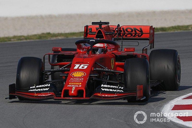 F1: Gasly admite que tempo de Leclerc estava fora de alcance