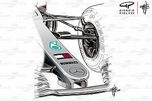 Mercedes: perché non conviene abiurare la propria filosofia aerodinamica?