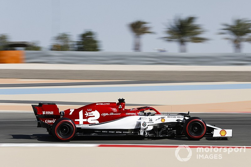 LIVE Formel 1: GP von Bahrain, Freies Training 3