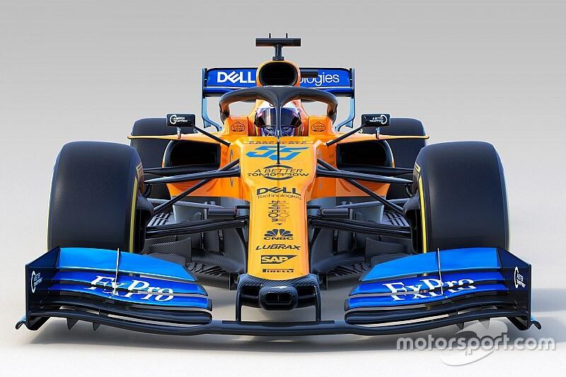 Ilyen is lehet a McLaren új, 2020-as festése: merész!