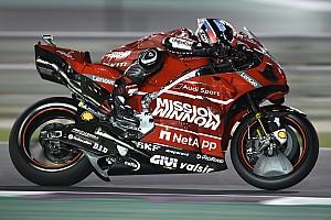 À la FIM de prouver l'avantage du déflecteur Ducati