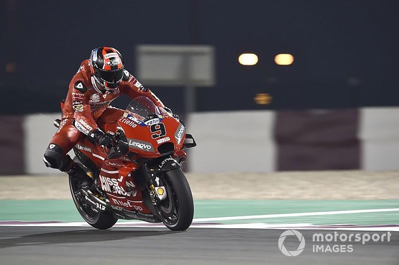 """Petrucci: """"Ho un grande feeling con la Ducati, sarei pronto a correre domani!"""""""