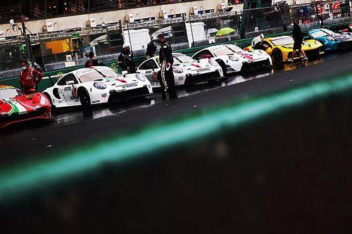 GTE Pro Le Mans winner Calado explains pre-race Corvette contact