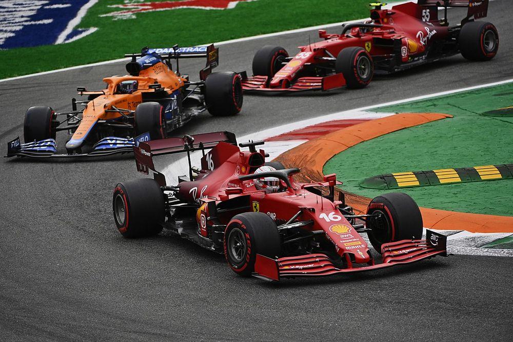 Ferrari heeft hoop op reversed grids nog niet opgegeven