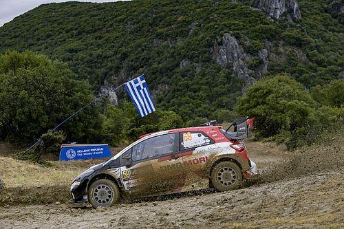 WRC Greece: Rovanpera destroys opposition as rain hits final day