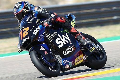 Hasil FP2 Moto2 San Marino: Bezzecchi Ungguli Fernandez-Chantra
