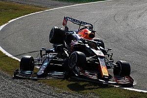 Wolff: El halo salvó la vida de Hamilton en el accidente de Verstappen