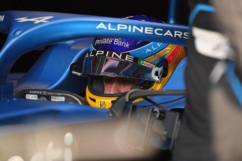 """Alonso: """"Toca ser realistas; hay que tener mucha suerte para un podio"""""""