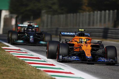 Horner: Hamilton in Monza slachtoffer van 'clipping' Mercedes-motor