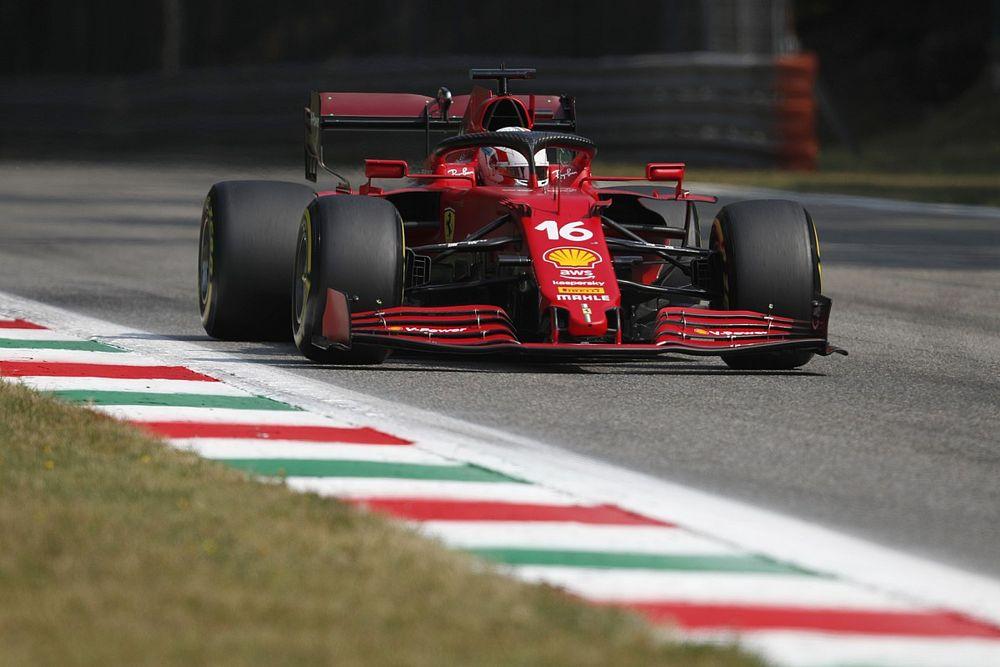 """Leclerc: """"Fatto il massimo, ma la McLaren ne ha di più"""""""