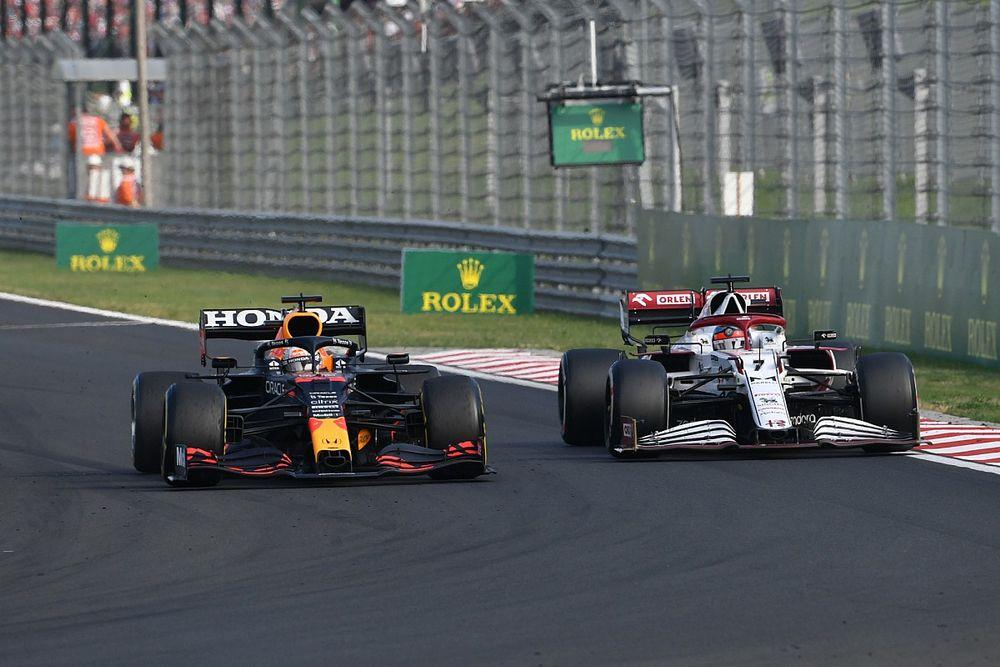 Formule 1 lanceert prijs voor coureur met meeste inhaalacties