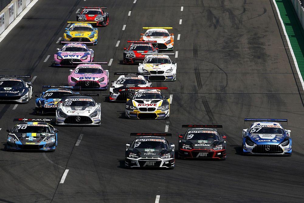 GT3 na Le Mans