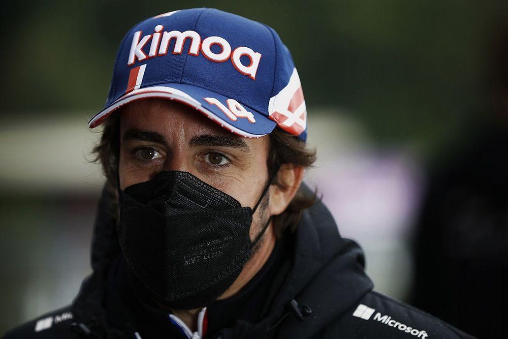 """Alonso: """"Spora, 2022'deki yeni kural dönemi için döndüm"""""""