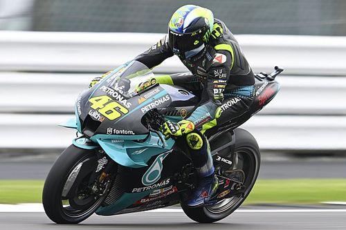 Valentino Rossi Temukan Solusi untuk Berada di 10 Besar MotoGP Inggris