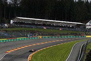 """Hamilton: """"Los cambios en el asfalto han arruinado Eau Rouge"""""""
