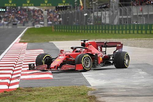 "Leclerc's P3 came despite ""tricky"" Ferrari F1 set-up gamble"