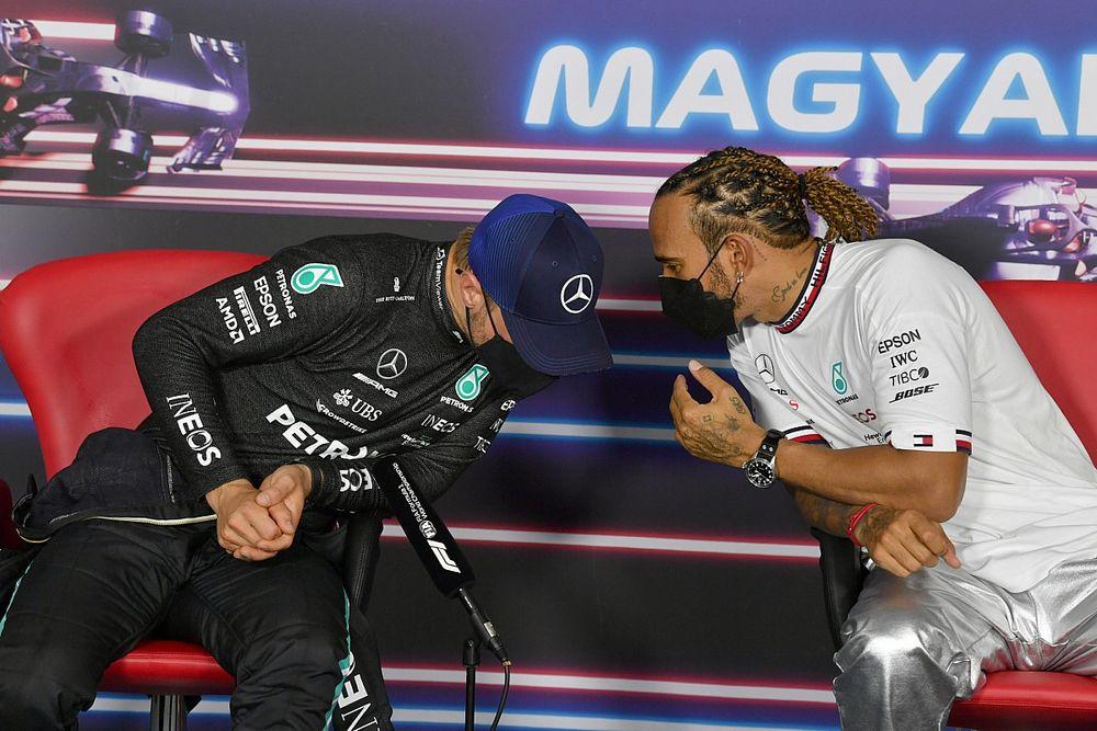 Bottas: Hamilton azt akarja, hogy én maradjak a csapattársa