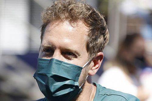 Vettel Tak Yakin Bisa Podium di F1 GP Hungaria