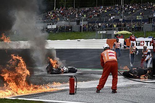 MotoGP: Pilotos cobram maior segurança no Red Bull Ring após acidente com Pedrosa e Savadori