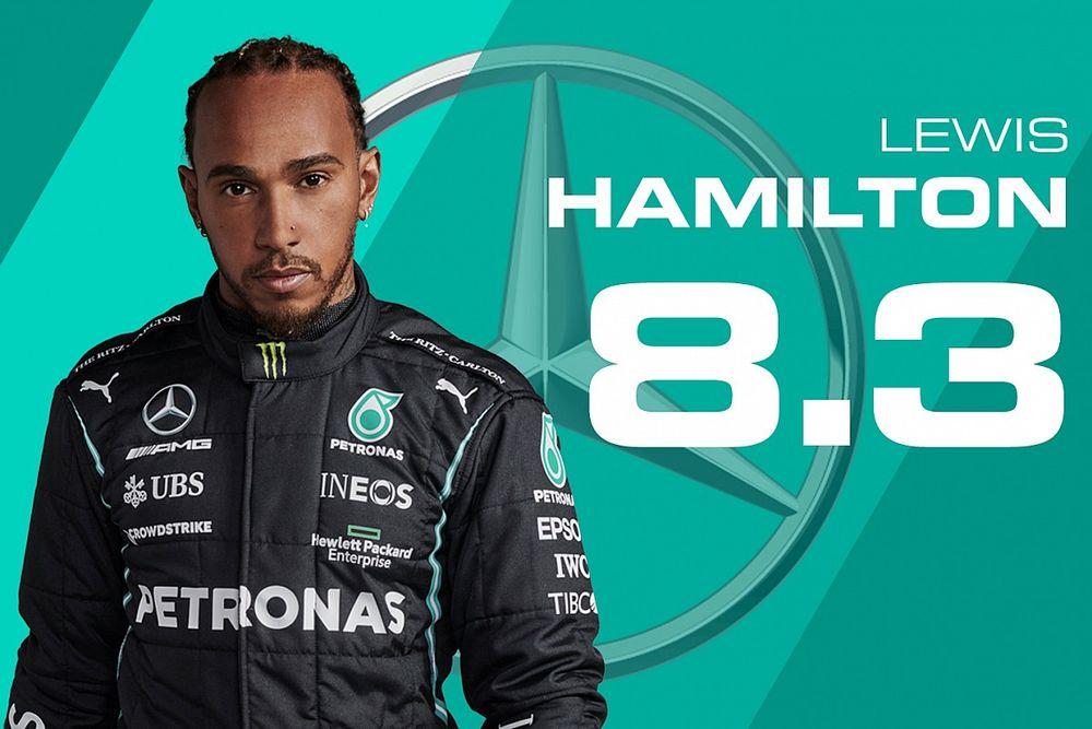 Tussenrapport Lewis Hamilton: Heerser heeft handen vol aan kroonprins